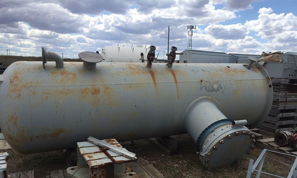 Amine Flash Tank