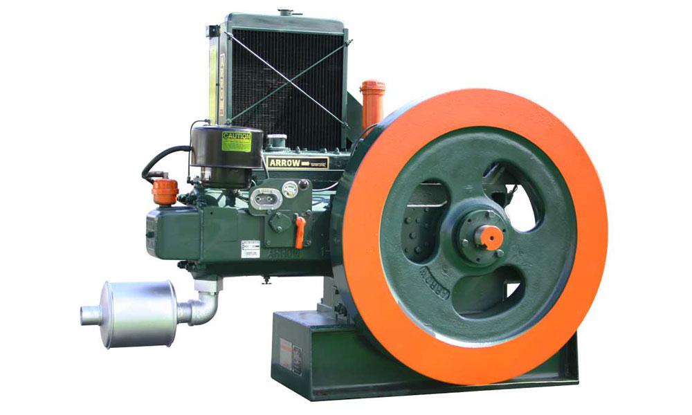 Arrow Engine C106