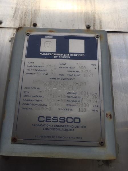 Cessco amine reboiler4