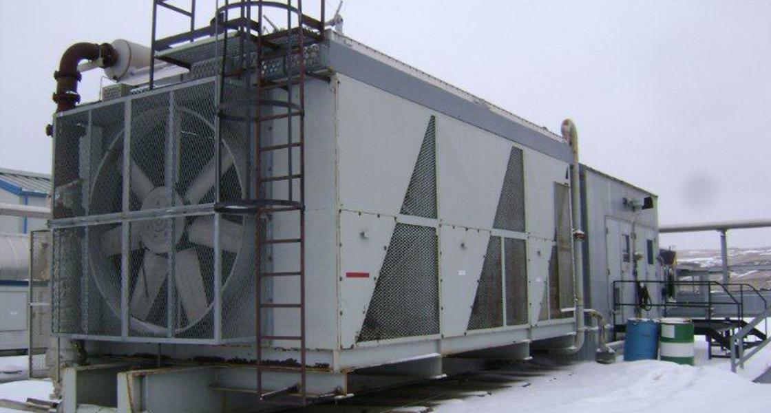 Compressor Alberta