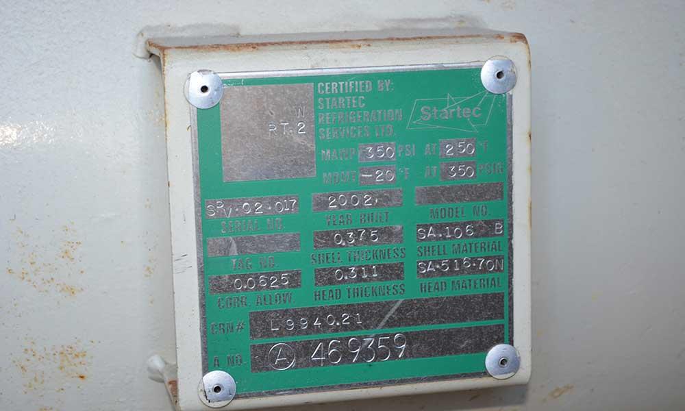 Compressor Alberta 11