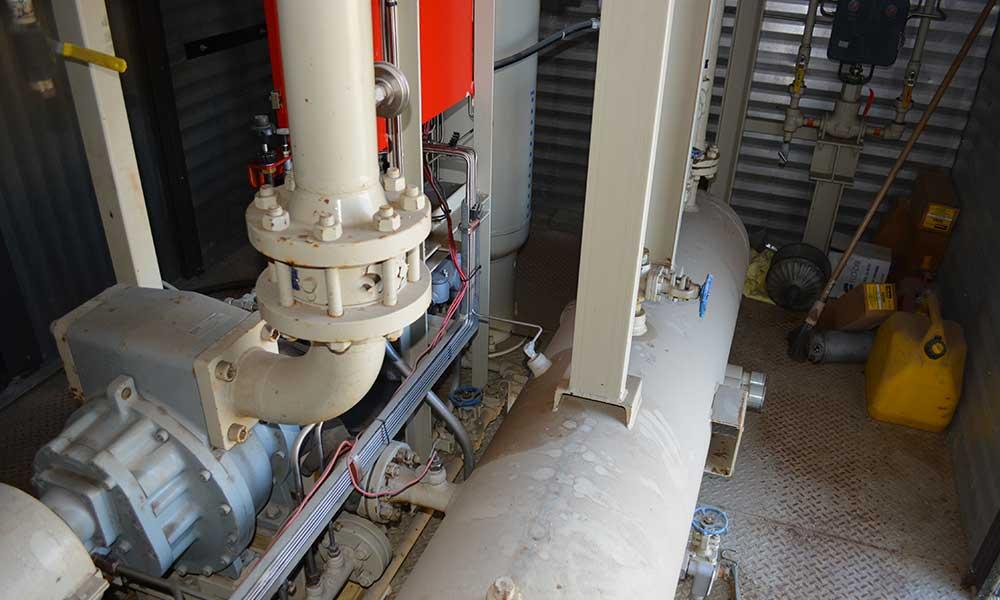 Compressor Alberta 13