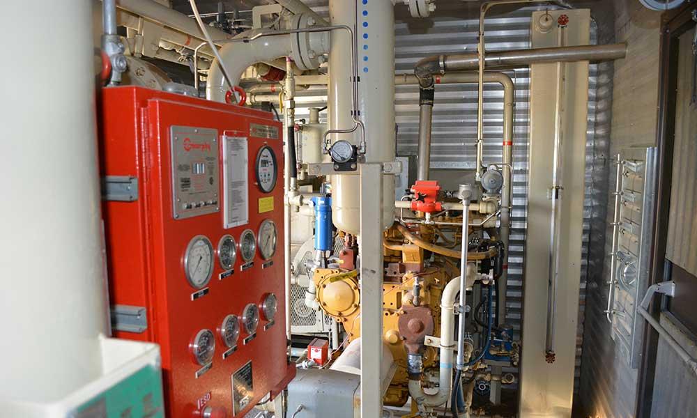 Compressor Alberta 15