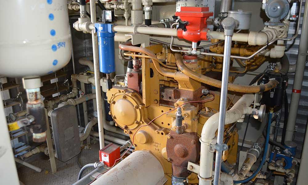 Compressor Alberta 16