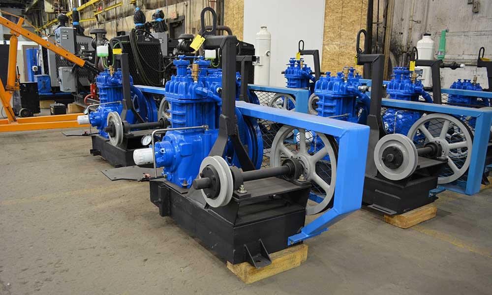 Compressor Alberta 4
