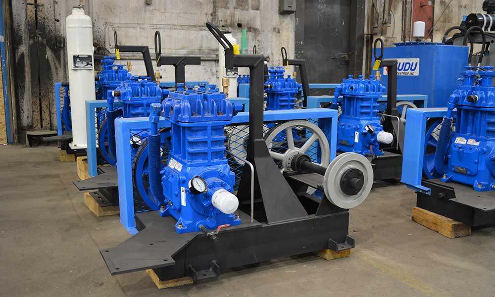 Compressor Alberta 5