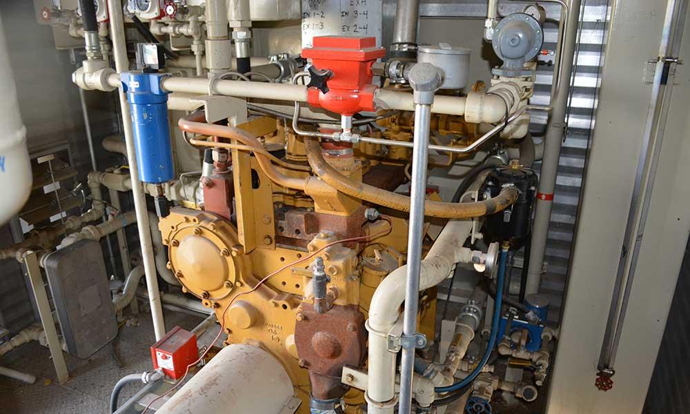 Compressor Alberta 7