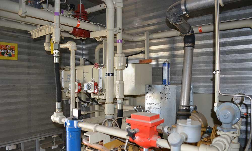 Compressor Alberta 8