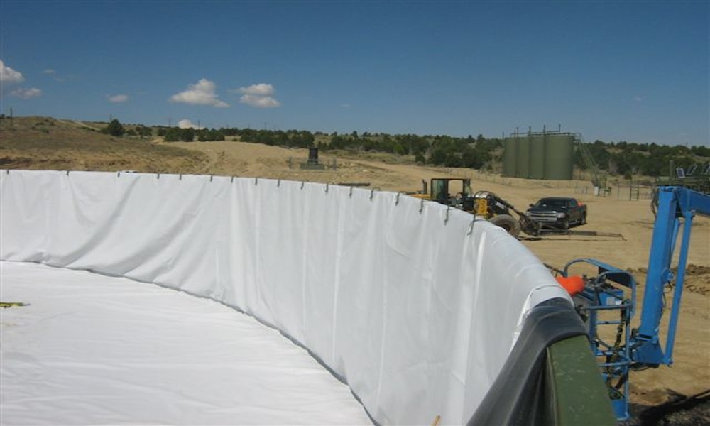 Frac Water Tank Alberta 5