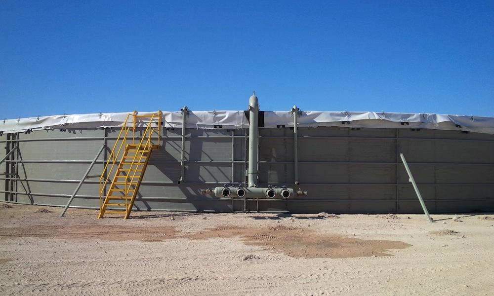 Frac Water Tank Alberta 9