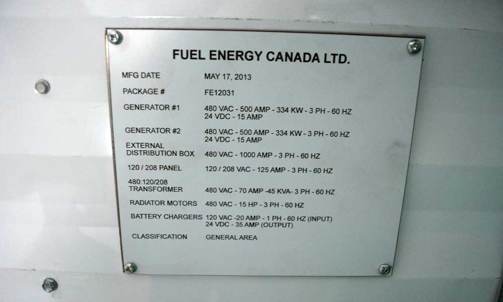 Alberta Oil Equipment