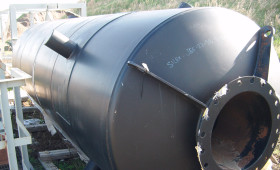 Silex Compressor Muffler (Silencer)