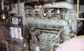 Gemini A354-3 Compressor Package