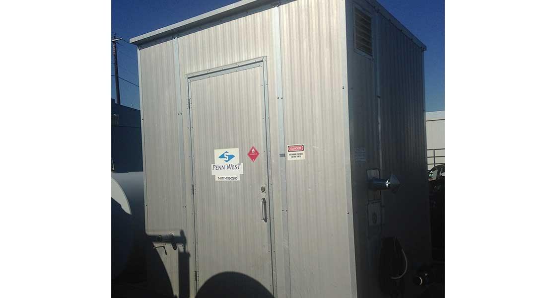 Universal Industries Separator