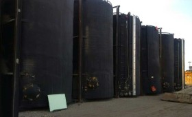 400 bbl Surplus Tanks