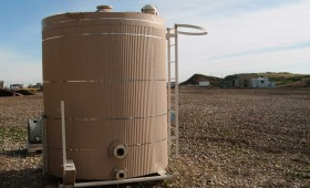 50 bbl Nusco Tank (Internally Coated)
