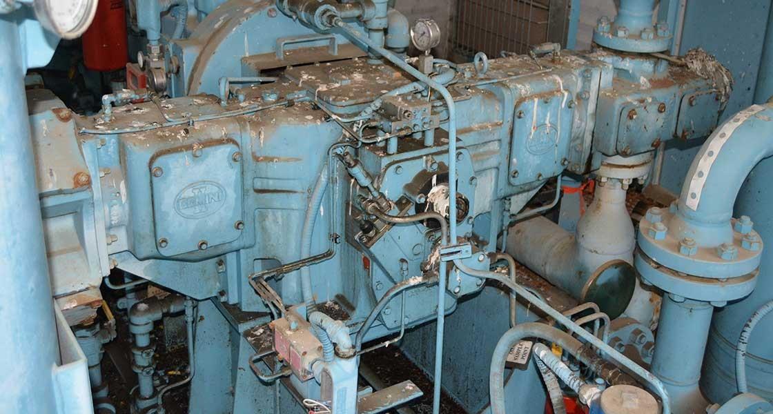 Cat 3306 Engine Compressor Package