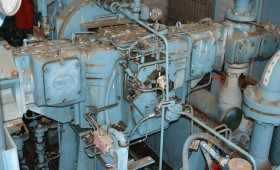 Cat 3306 Engine Compressor Package