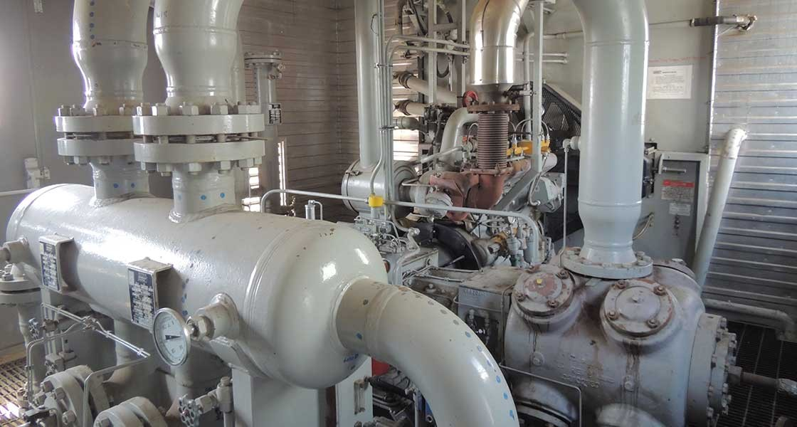 Gemini Gas Compressor Package