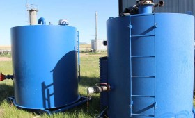 25 bbl Storage Tanks
