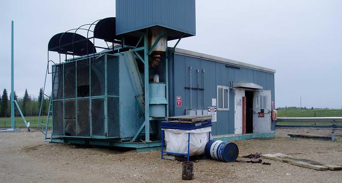 Worthington Compressor Package