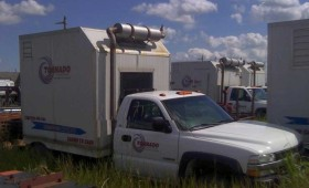 Mobile Natural Gas Compressors