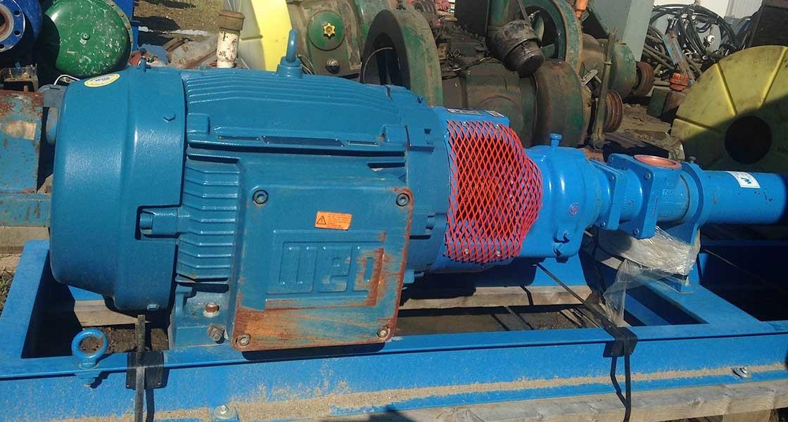 Weg W22 Three Phase Electric Motor Calroc