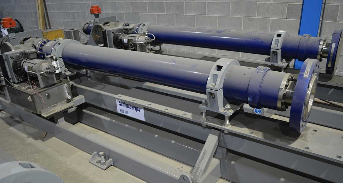 REDA HPS Horizontal Multistage Surface Pumping System