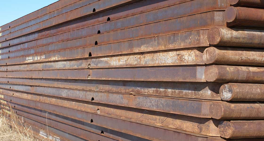 8′ x 40′ Rig Mats Manufactured by Alberta Rig Mats