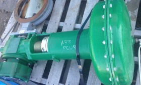 Fisher 8580 Rotary Control Valve