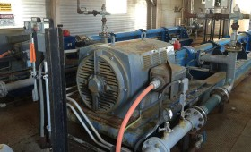 Baker Hughes HTC 1.XE Centrilift Pump Package