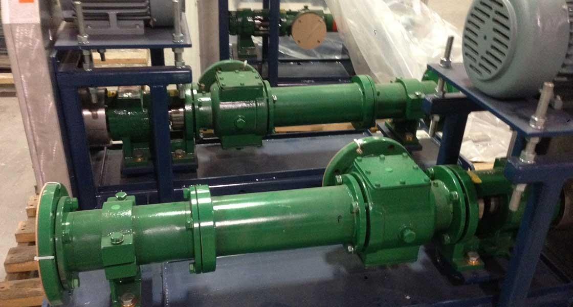 SAGD Treater Interface Pumps