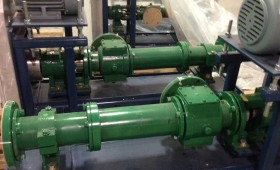 SAGD Treater Interface Pumps‏‏