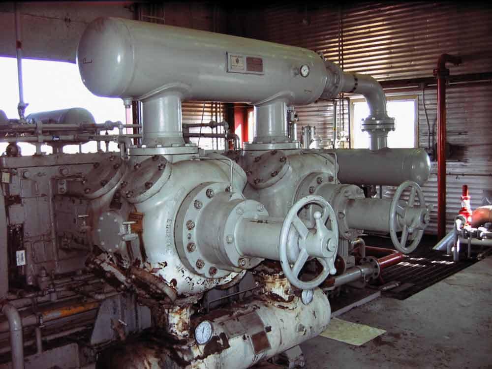 Oil Equipment Alberta 1