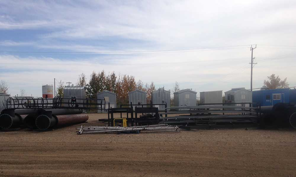 Oil Equipment Alberta