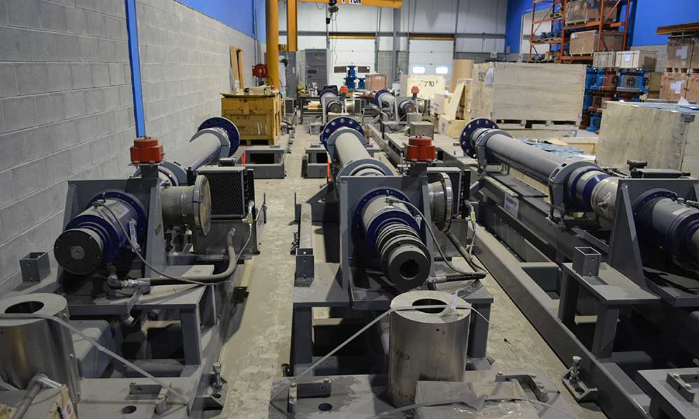 REDA HPS Horizontal Multistage Surface Pumping System – Calroc