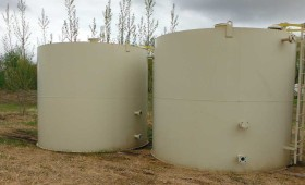 200 bbl Nusco Pop Tanks (Internally Coated)