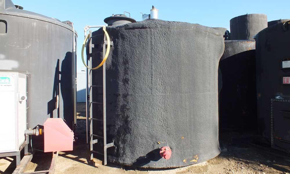 Oil Tank Hardisty