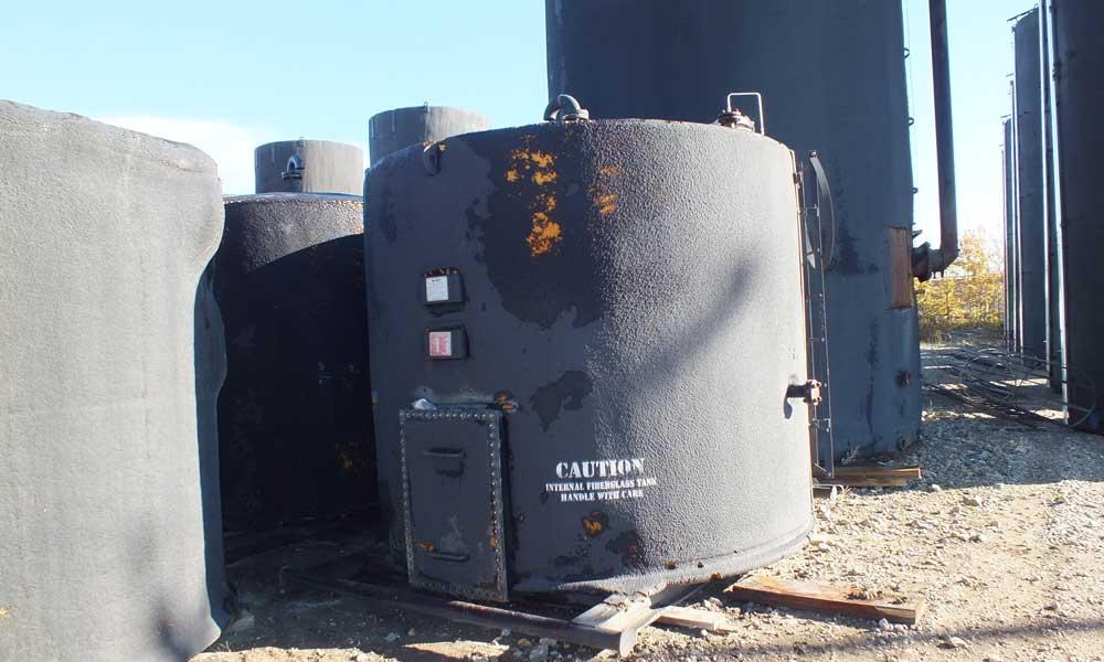 Oil Tank Kindersley