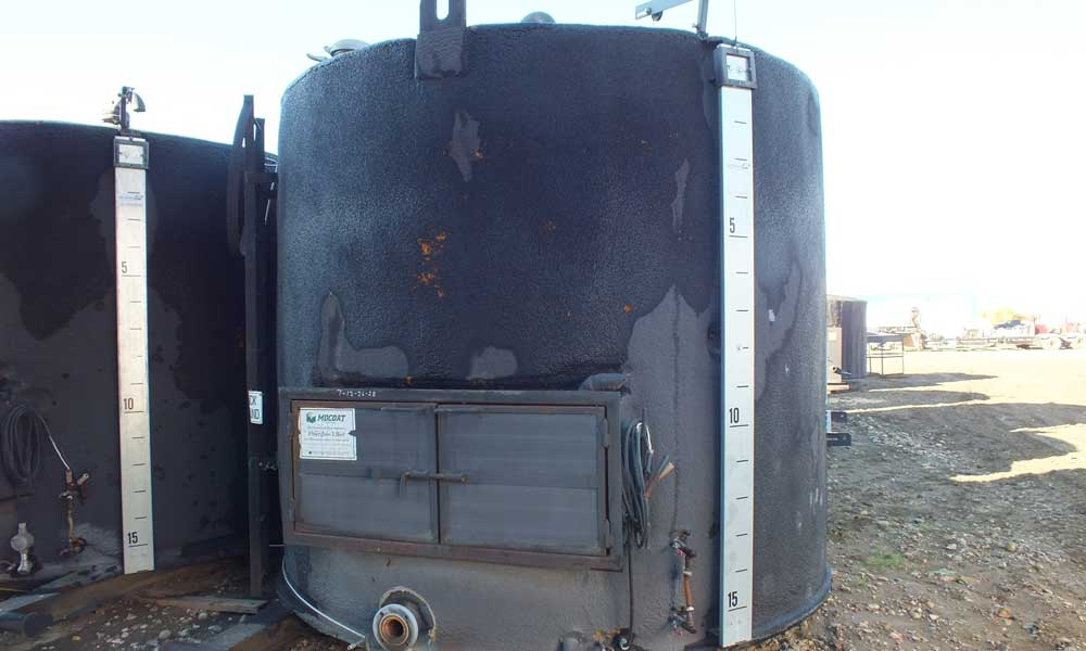 Oil Tank Lloydminster