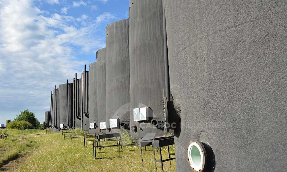 Oil Tanks Edmonton