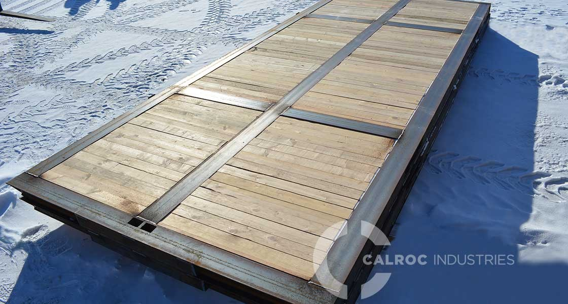 Calroc Interlocking Rig Mats Calroc