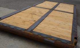 Calroc 20′ Standard Rig Mats